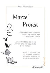 André Naftali Lévy - Marcel Proust.