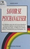André Nataf - Savoir se psychanalyser.