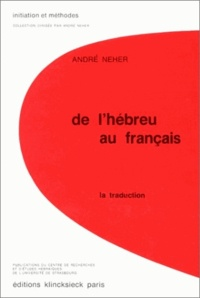 André Neher - .