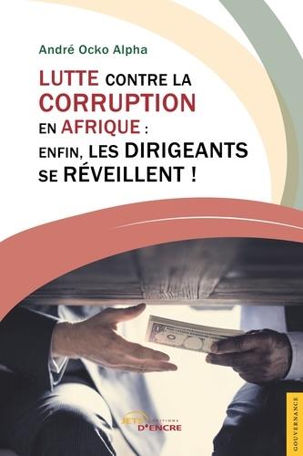 André Ocko - Lutte contre la corruption en Afrique.