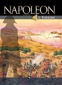 André Osi - Napoléon Tome 1 : Toulon.