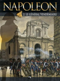 André Osi - Napoléon Tome 2 : Le général Vendémiaire.