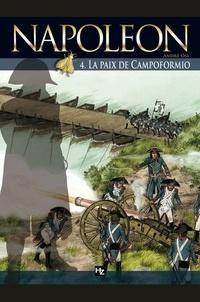 André Osi - Napoléon Tome 4 : La Paix de Campofiormo.