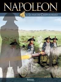 André Osi - Napoléon Tome 4 : La paix de Campoformio.