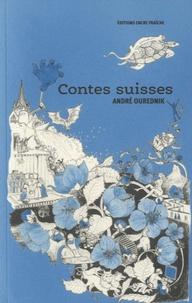 André Ourednik - Contes suisses.