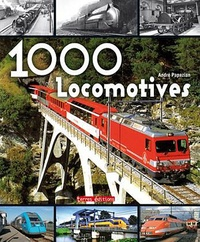 André Papazian - 1000 Locomotives.