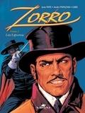 André Papazian et Jean Pape - Zorro Tome 2 : Les espions.