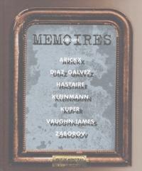 André Parinaud - Groupe Mémoires - Arickx, Diaz Galvez, Hastaire, Kleinmann, Kuper, Vaughn-James, Zaborov.