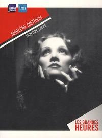 André Parinaud et Paul Giannoli - Marlène Dietrich - Monstre sacré. 2 CD audio