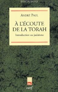 A lécoute de la Torah - Introduction au Judaïsme.pdf