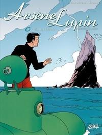André-Paul Duchâteau et Jacques Géron - Arsène Lupin Tome 5 : L'aiguille creuse.