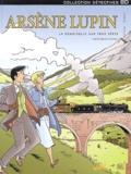 André-Paul Duchâteau et Jacques Géron - Arsène Lupin Tome 6 : La demoiselle aux yeux verts.