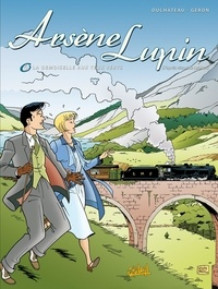 Arsène Lupin Tome 6 - André-Paul Duchâteau | Showmesound.org