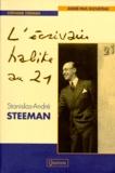 André-Paul Duchâteau et Stéphane Steeman - L'écrivain habite au 21 - Stanislas-André Steeman.