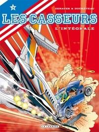 André-Paul Duchâteau et Christian Denayer - Les Casseurs  : L'intégrale - Tome 3.