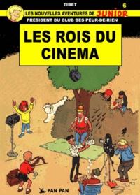 André-Paul Duchâteau et  Tibet - Les peurs de rien Tome 6 : Les rois du cinéma.