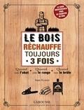 André Pélissier - Le bois réchauffe toujours 3 fois - Quand on l'abat, quand on le range, quand on le brûle.