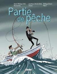 André-Philippe Côté et  Zviane - Partie de pêche.