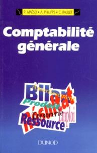 Deedr.fr COMPTABILITE GENERALE. 5ème édition mise à jour 1998 Image