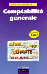 Deedr.fr COMPTABILITE GENERALE. 6ème édition Image