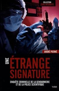 André Pierné - Une étrange signature.