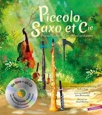 André Popp et Jean Broussolle - Piccolo, Saxo et Cie. 1 CD audio