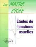 André Pressiat et Claude Chéry - Etudes de fonctions usuelles.