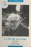 André Remacle - La pêche aux vers.