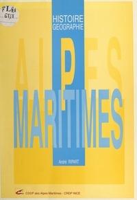 André Ripart et R. Giannoni - Alpes Maritimes : histoire géographie.