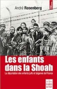 André Rosenberg - Les enfants dans la Shoah - La déportation des enfants juifs et tsiganes de France.