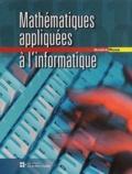André Ross - Mathématiques appliquées à l'informatique.