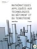André Ross - Mathématiques appliquées aux technologies du bâtiment et du territoire.