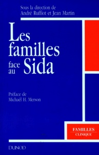 Les familles face au SIDA - André Ruffiot |