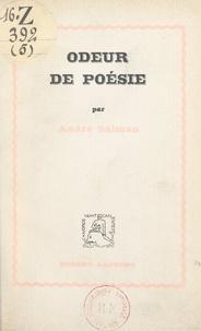 André Salmon - Odeur de poésie.