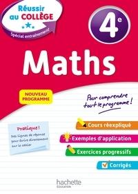 André Sarnette et Josyane Curel - Maths 4e.