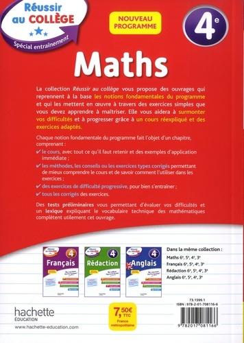 Maths 4e  Edition 2019