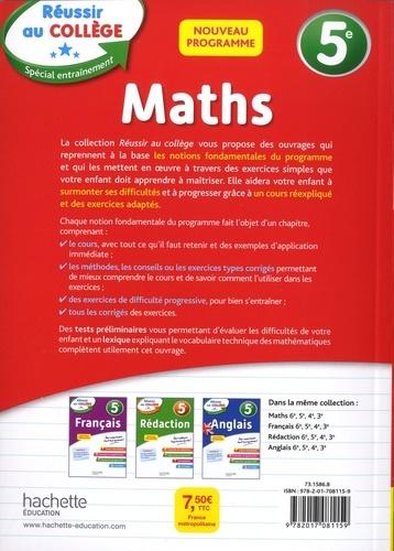 Maths 5e  Edition 2019