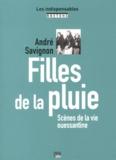 André Savignon - Filles de la pluie - Scènes de la vie ouessantine.
