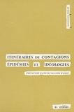 André Siegfried et Armand Colin - Itinéraires de contagions - Épidémies et idéologies.