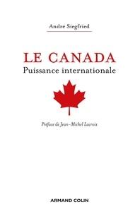 André Siegfried - Le Canada, puissance internationale.