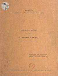André Siegfried et Aristide Beslais - Technique et culture dans la civilisation du 20e siècle - Conférence faite devant les directrices et directeurs d'École Normale le 6 janvier 1953.