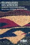 André Spire et  Commeau - Technologies des semences - Vocabulaire français-anglais-allemand avec index français-anglais-allemand-russe.