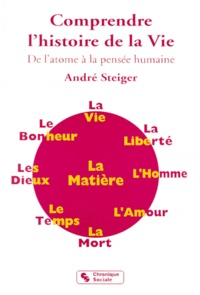Deedr.fr COMPRENDRE L'HISTOIRE DE LA VIE. De l'atome à la pensée humaine Image