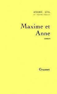 André Stil - Maxime et Anne.