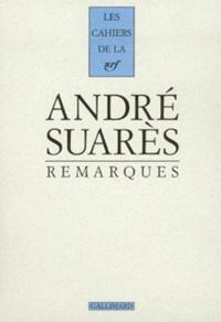 André Suarès - .