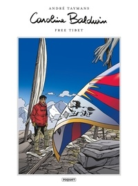 André Taymans - Caroline Baldwin 14 - Free Tibet.