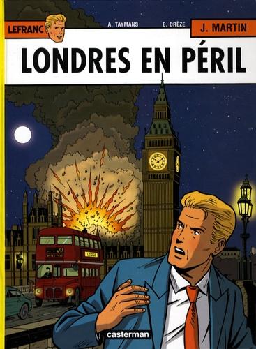 Lefranc Tome 19 Londres en péril