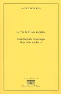 Le vin de lItalie romaine - Essai dhistoire économique daprès les amphores.pdf
