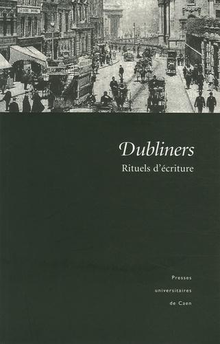 André Topia - Dubliners - Rituels d'écriture.