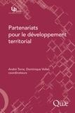 André Torre et Dominique Vollet - Partenariats pour le développement territorial.